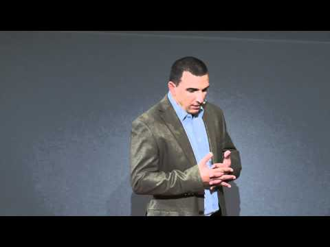 TEDxValletta - Justin Tonna - The Wonderful World of Words