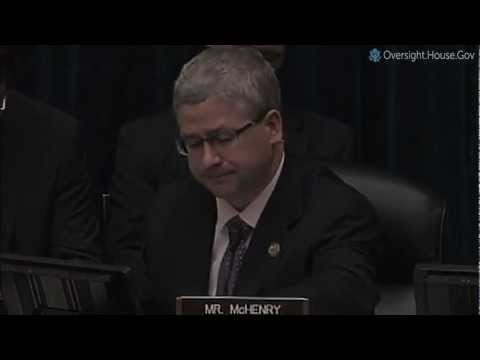 McHenry: Protecting U.S. Economy from European Debt Crisis
