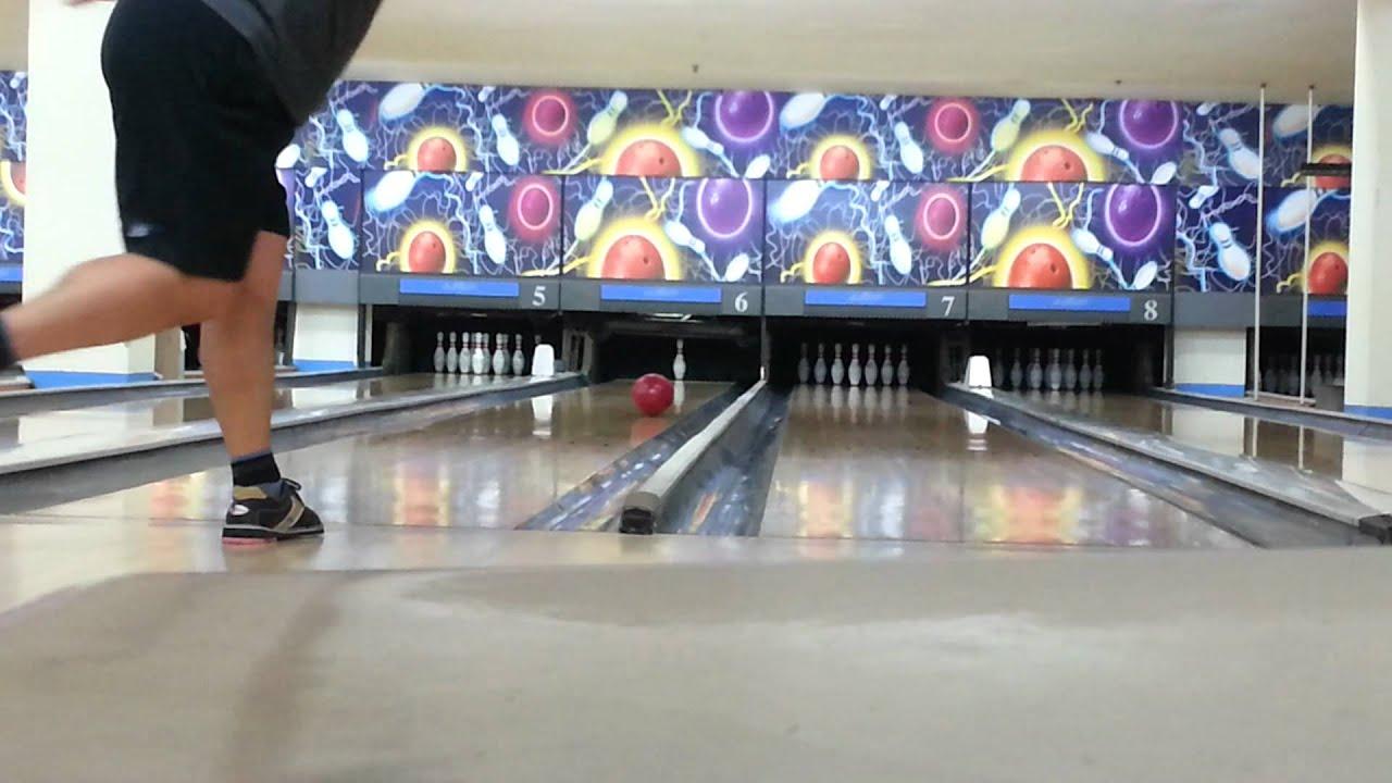 Amateur average bowling