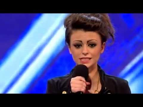 BEST AUDITION EVER!  You must see it.. Cher Lloyd  X Factor 2012  Turn My Swag On