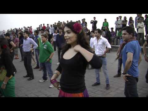 Queer Azaadi Mumbai Flash Mob - Gay, Lesbian, Bisexual, Transgender Community in India, South Asia