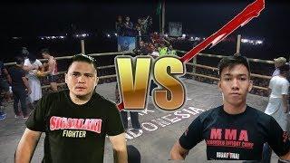 Pencak Dor Joho Wates 2018 Terbaru - MICHAEL SPEED vs DENI ARIF MMA ONE PRIDE | Pencak Dor Official
