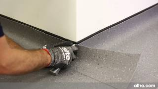 Altro - How to guide: Cutting internal and external mitres