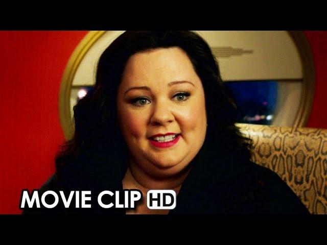 SPY Movie CLIP 'Sad Clown' + Movie News (2015) - Melissa McCarthy HD