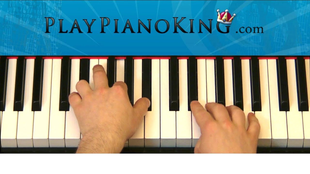 ... Love The Way You Lie by Eminem ft. Rihanna Piano Tutorial - YouTube