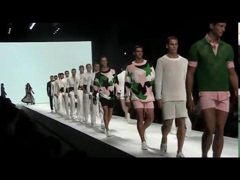 Dirk Bikkembergs Sport Couture Spring-Summer 2012 - Milano Moda Uomo