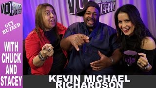 Kevin Michael Richardson PT1 - Voice of Cleveland Jr. - Voice Over Advice EP 101