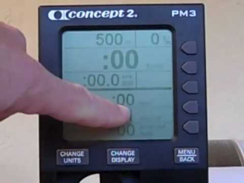 Coach Robb: Rowing: Muscular Endurance 2K Rowing Session Image 1