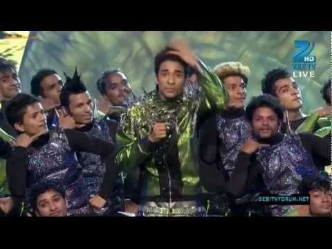 Crockrocxz With His Crew-d-maniax L Dance-india-dance-season-3-grand-finale video