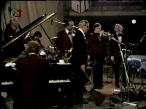 Benny Goodman In Prague Czechoslovakia 1976 #5