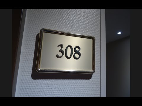 Room 308 tour @ Four Points by Sheraton Brussels, Brussels, Belgium