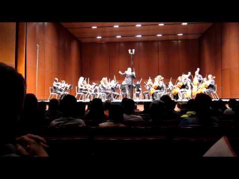 Albuquerque Academy Chamber Players  Dance Macabre Camille SaintSaens