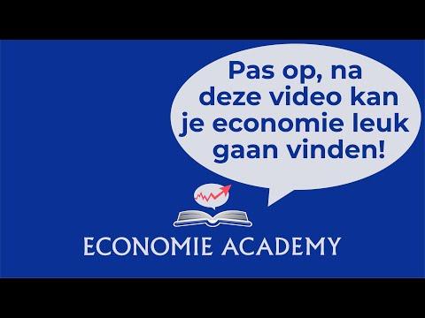 Economie Academy : les verkeersvergelijking van Fisher