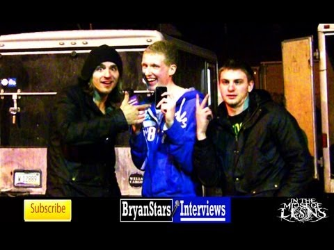 In The Midst Of Lions Interview Matt Janssen & Jake Mitchell 2012