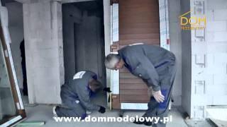 Oknoplast - Drzwi zewnętrzne Premium - Dom Modelowy
