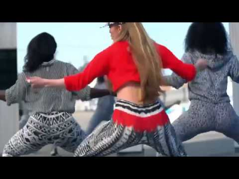 Jennifer Lopez ft Nicki Minaj ft Shakira Booty Official Video ft Pitbull