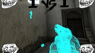 CS:GO - ARKADAŞI WALL HACK İLE TROLLEDİM 😁