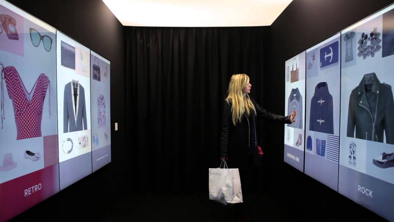 inspiration corridor le personal shopper digital youtube. Black Bedroom Furniture Sets. Home Design Ideas
