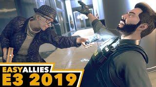 Watch Dogs: Legion Impressions - E3 2019 (Day 3 Highlight)