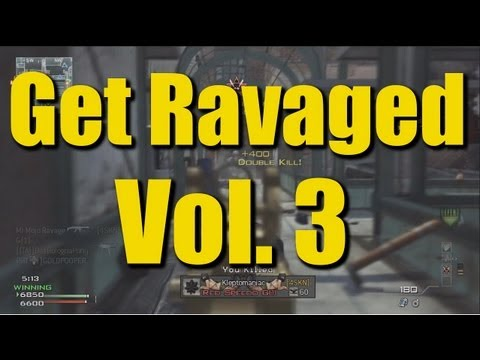 Get Ravaged Vol. 3