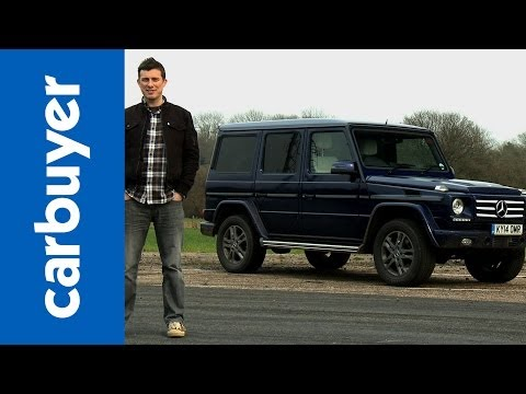 Mercedes G-Class review - Carbuyer celebrates 200k subscribers!