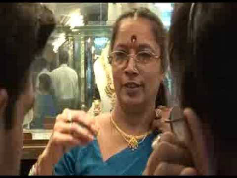 India's obsession with gold, Anu Anand, BBC News.