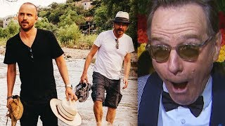 Bryan Cranston Reacts To 'Breaking Bad' Movie
