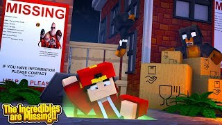 Minecraft Adventure - THE INCREDIBLES ARE MISSING!!