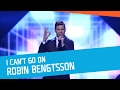 Robin Bengtsson - I Can't Go On MP3
