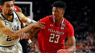 Jarrett Culver talks about Texas Tech's clutch performance