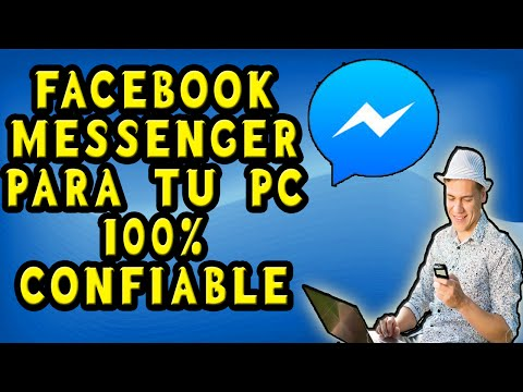 Descargar/Instalar Facebook Messenger Para PC / 2015 - 2016 / Windows 7,8,10 /