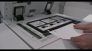01. Canon imagePRESS Product Feature: Semi-Automatic Front-to-Back Registration