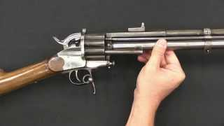 LeMat Centerfire Pistol and Carbine at RIA