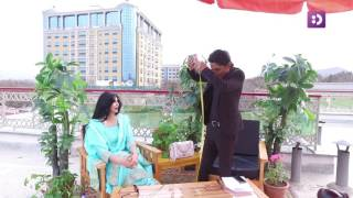 Download خواستگاری قسیم ازنغمه - قسمت دوم - شادی هاها / Qasim purposing Naghma - Part 02 - Shaadi HaHa 3Gp Mp4