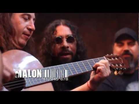 Malón - Tu Eres Su Seguridad - Zapada Acústica en El Visionario HD