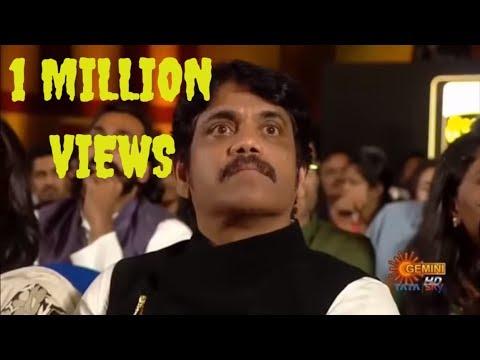 Rana and Nani complete fight in IIFA Utsavam Awards 2017 streaming vf