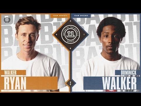 BATB 11 | Walker Ryan vs. Dominick Walker