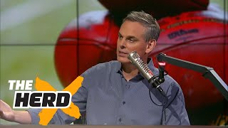 Colin explains what causes the most distraction and division on football teams | THE HERD