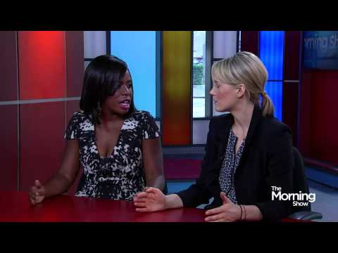 Taylor Schilling & Uzo Aduba on The Morning Show