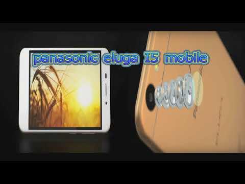 panasonic Eluga I5  mobile details