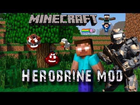 Minecraft 1.5.2 - Como instalar Herobrine mod