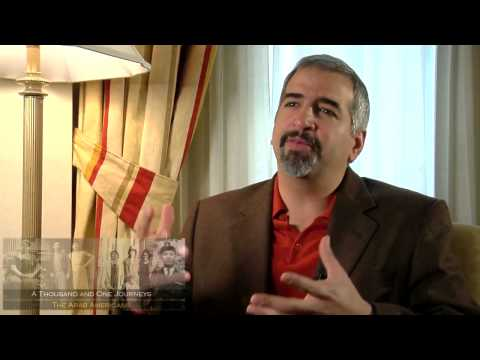 Anthony Shadid - Arab American Experience Interview