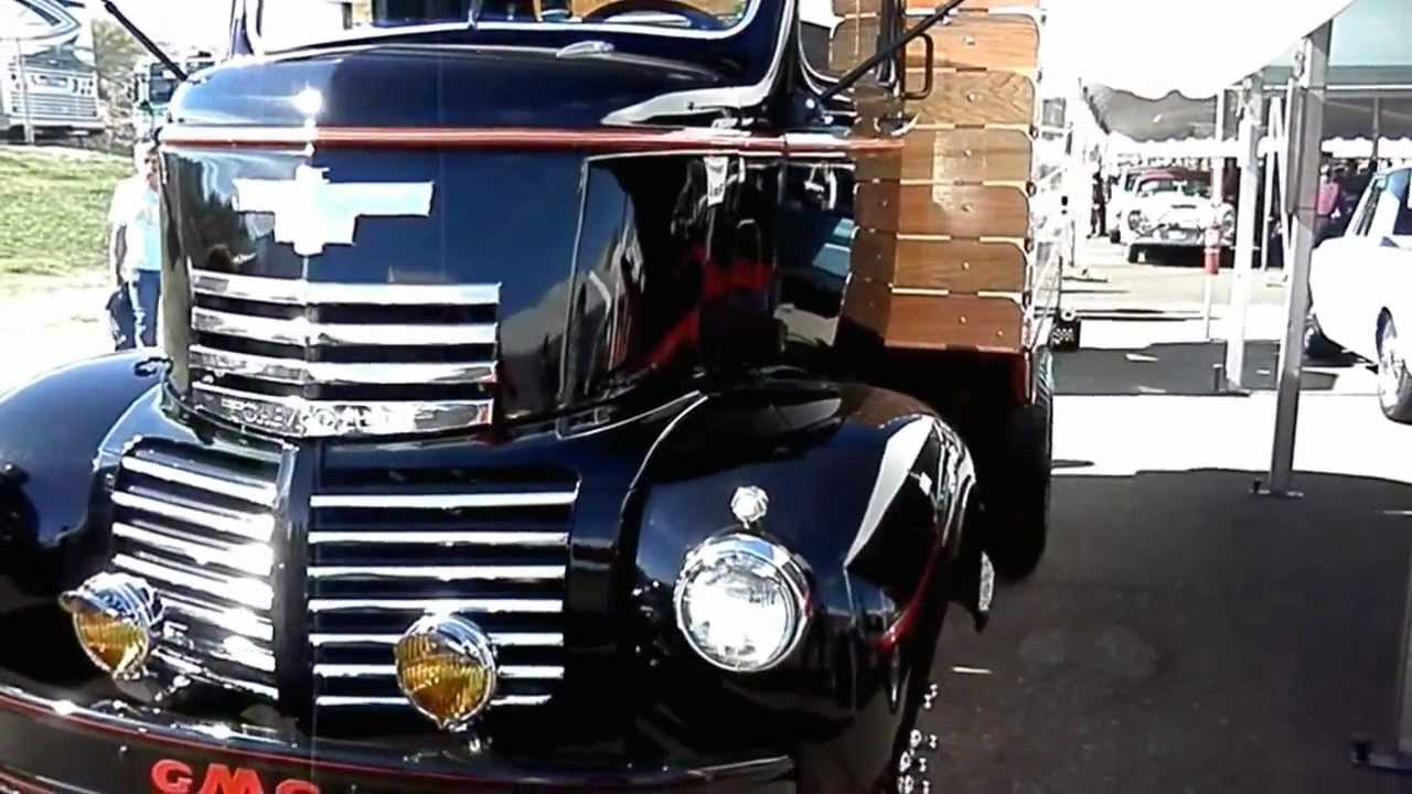 Rare 1940 Gmc Coe Truck Youtube