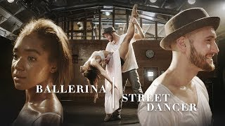 Street Dancer & Ballerina Fuse Styles Into One Dance
