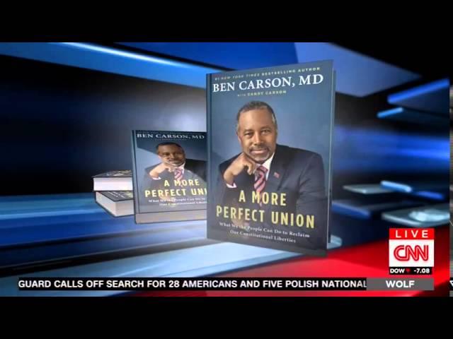 Ben Carson Talks Guns/Shooting With Wolf Blitzer | The Blaze