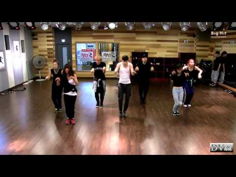 JoKwon - Animal (dance practice) DVhd