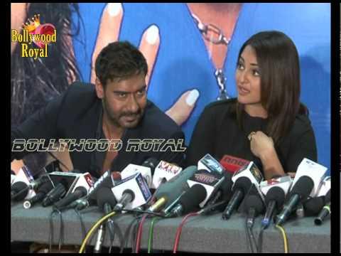 Sonakshi Sinha,Ajay Devgn,Prabhudeva promote 'Action Jackson' at 'KBC 8'