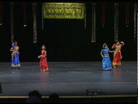 Uga Ugadi Kaledaru- Seattle Kannada Sangha video