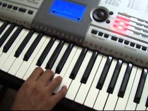 Play in Keyboard - Hindi - Waqt - Aye Meri Zohra Jabeen Song