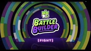 Build Your Own Epic Ben 10 Battle! | Ben 10 Battle Builder | Cartoon Network